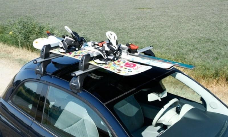 Suporturi de ski de masina