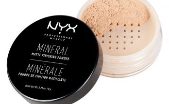 Cosmeticele NYX - Mineral matte finishing powder