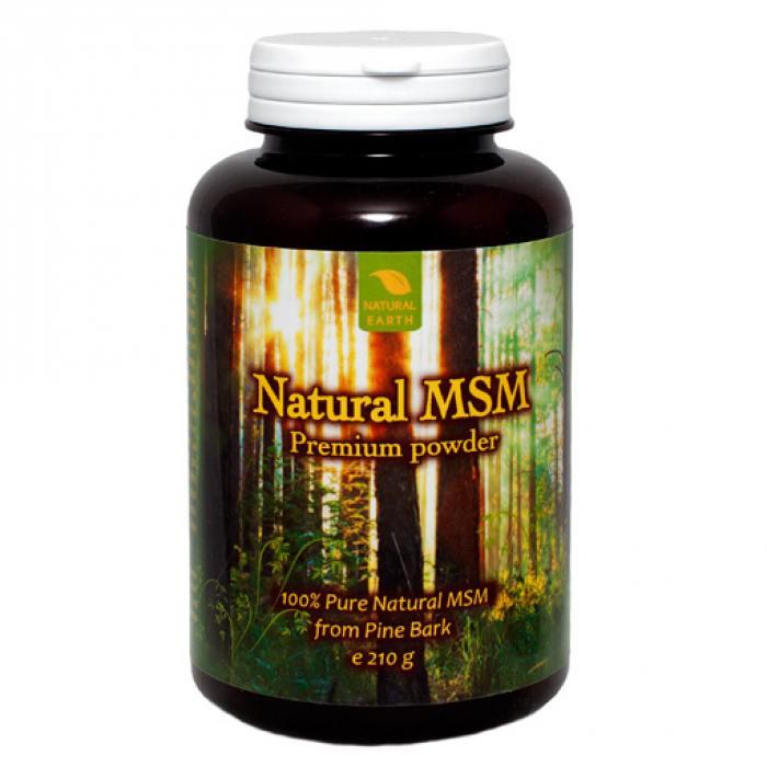 MSM pentru pielea strălucitoare