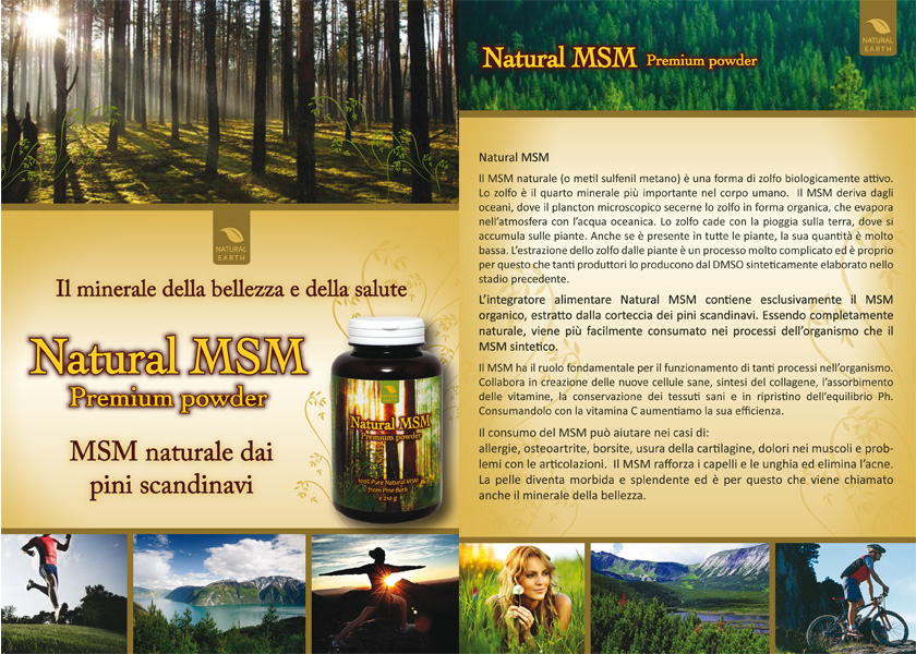 Supliment MSM, alegerea naturală pentru a vă păstra bunăstarea
